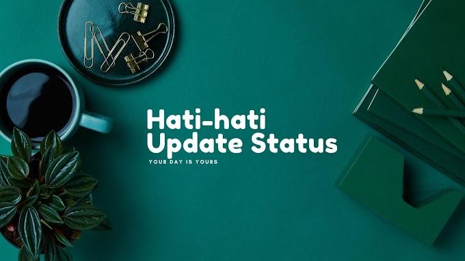Hati-hati Bermedia Sosial, hati-hati update Status!