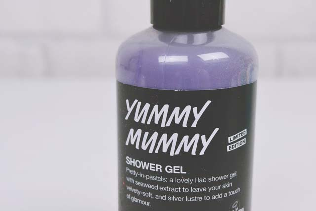 Lush Yummy Mummy Shower Gel Review