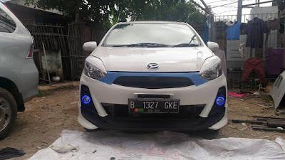 Bumper Custom Ayla Agya