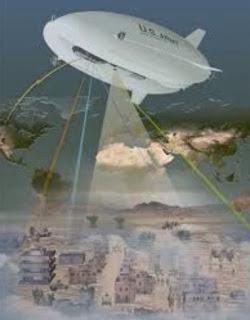 Sky Track, Balon pengintai canggih buatan PT LEN Indonesia