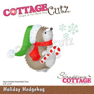 http://www.scrappingcottage.com/cottagecutzholidayhedgehog.aspx