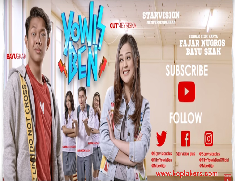 Nonton streaming online film Yowis Ben Full Movie HD