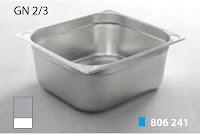 Tavi din Inox GN 2/3 Profesionale Horeca, Vaschete 35 cm x 32 cm, Gastronorm pentru Bucatarii, Preturi Reduse, Import Olanda, www.amenajarihoreca.ro