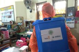 Antisipasi Covid-19 : Lazismu dan MDMC Kota Magelang Bentuk Tim Aksi Semprot Disinfektan