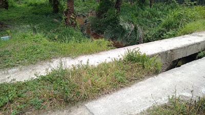 PT.Cakra Alam Sejati (Cas) Dlduga Telah Rusak (Das) Yang Terletak Di Desa Dundangan