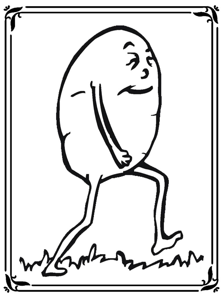 potato coloring pages - mashed potatoes coloring pages realistic coloring pages