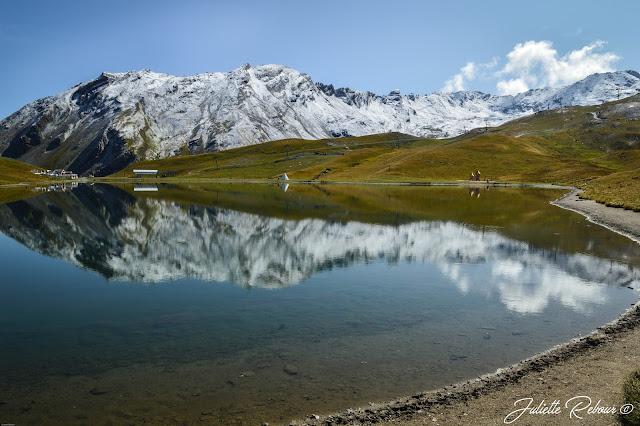 Lac de l'Ouillette, Val d'Isère