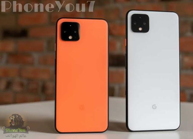 Pixel 4 و 4 XL