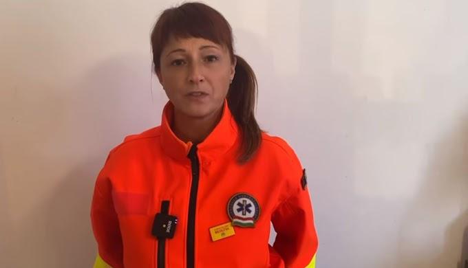 Megszólalt a hamburgerezés miatt feljelentett mentőápoló + videó