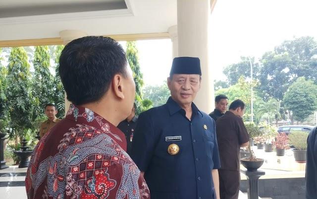 Integrasikan SIMRAL Dengan SIPD, Banten Raih Penghargaan Kemendagri