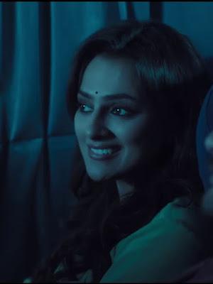 Actress Shraddha Srinath Close Up Cute Stills