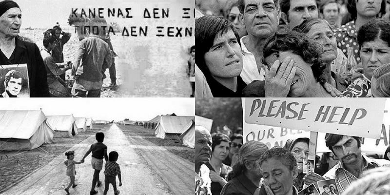 Κύπρος, 20 Ιουλίου 1974: 46 χρόνια από την τουρκική εισβολή