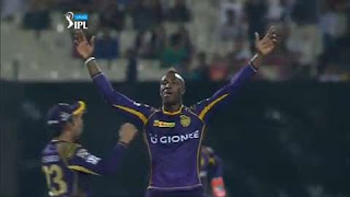 Robin Uthappa 70 | Andre Russell 4-20 - KKR vs KXIP 32nd Match IPL 2016 Highlights
