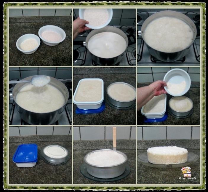 Cuscuz de tapioca 4