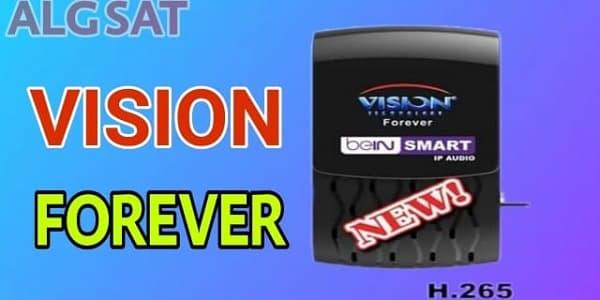 VISION FOREVER : تعرف على مواصفات الجهاز الجديد VISION FOREVER وأهم مميزاته .