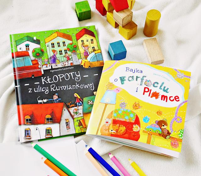 książki dla sześciolatka