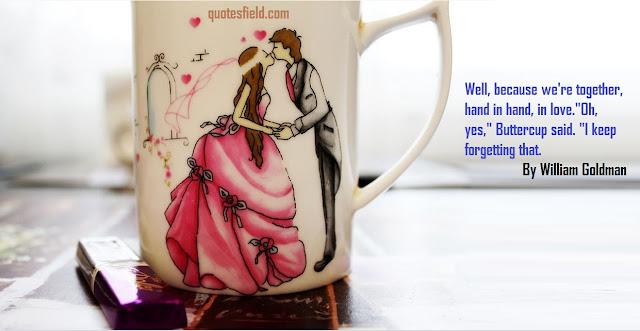Princess bride quotes love