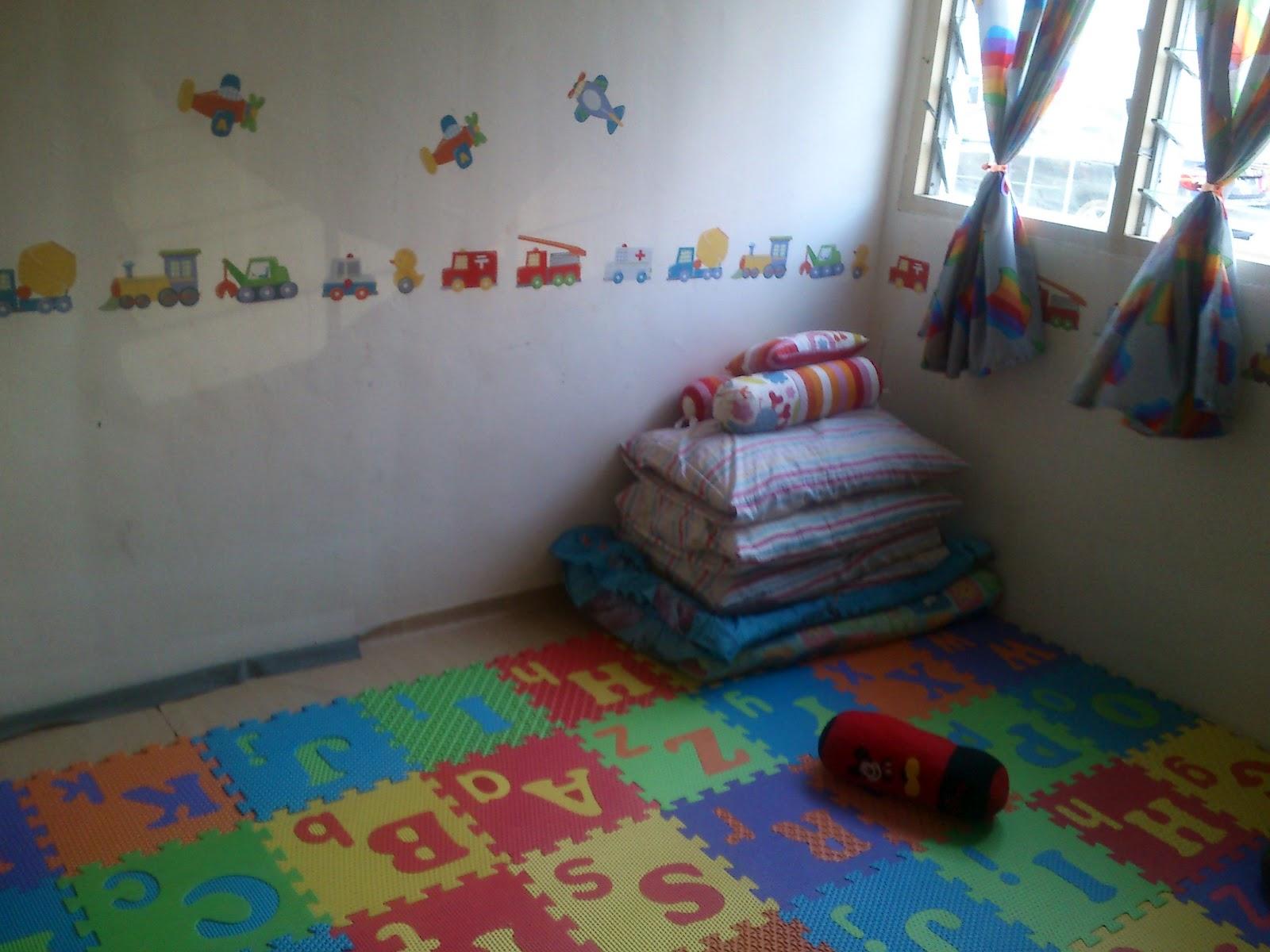 Nama Ku Yongnana Upgrade Bilik Anak