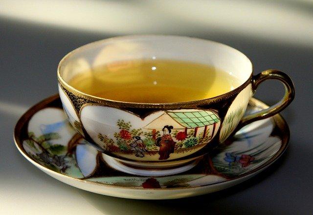 benefits of green tea keto