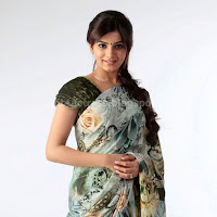 Hot samantha latest saree photos