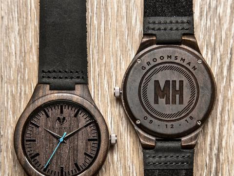 Groovy Groomsman Gifts is Your One Stop Shop for Personalized Gifts for Dad #MBPDadsDay18