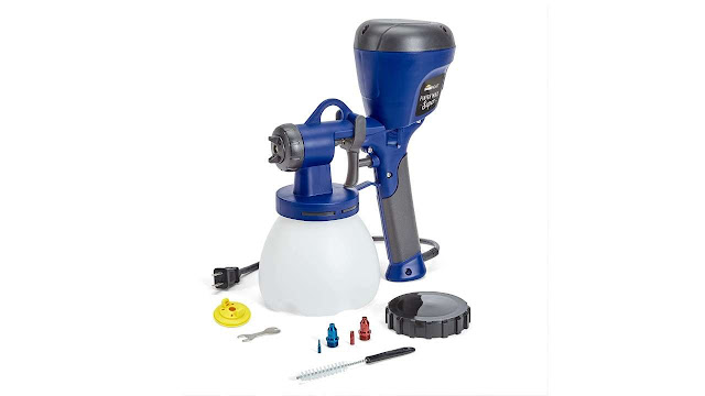 HomeRight C800971 HVLP Paint Sprayer