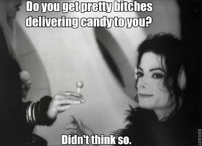 Michael Jackson Candy Meme