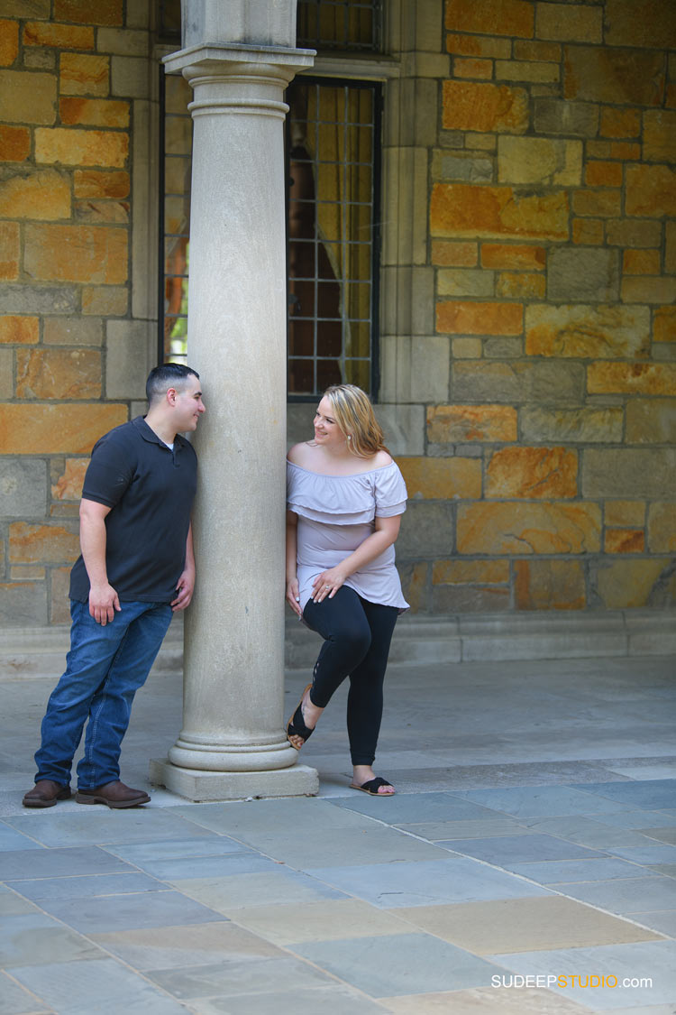 Toledo Wedding Engagement Pictures by Downtown Urban - by SudeepStudio.com Ann Arbor Wedding Photographer