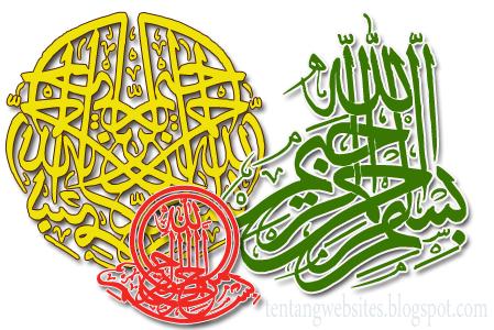 Download font Bismillah