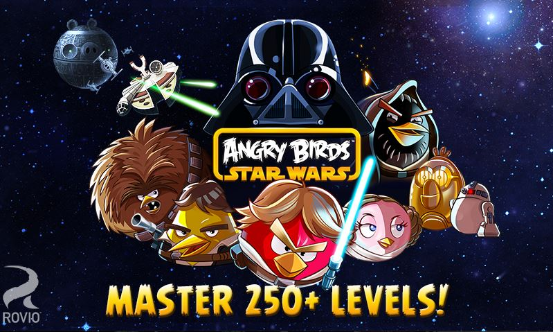 download Angry Birds Star Wars Mod apk 1