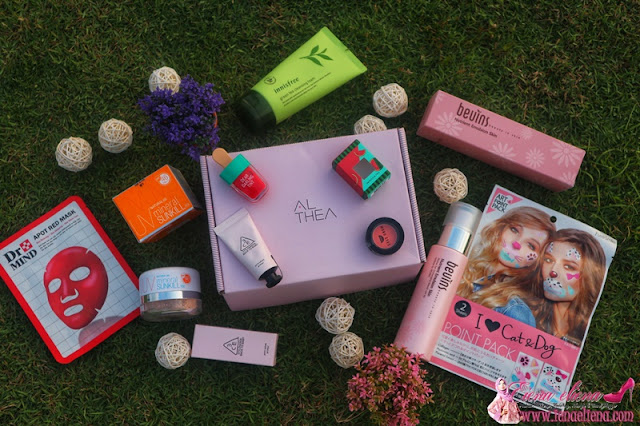 Althea 'Born This Way' Beauty Box