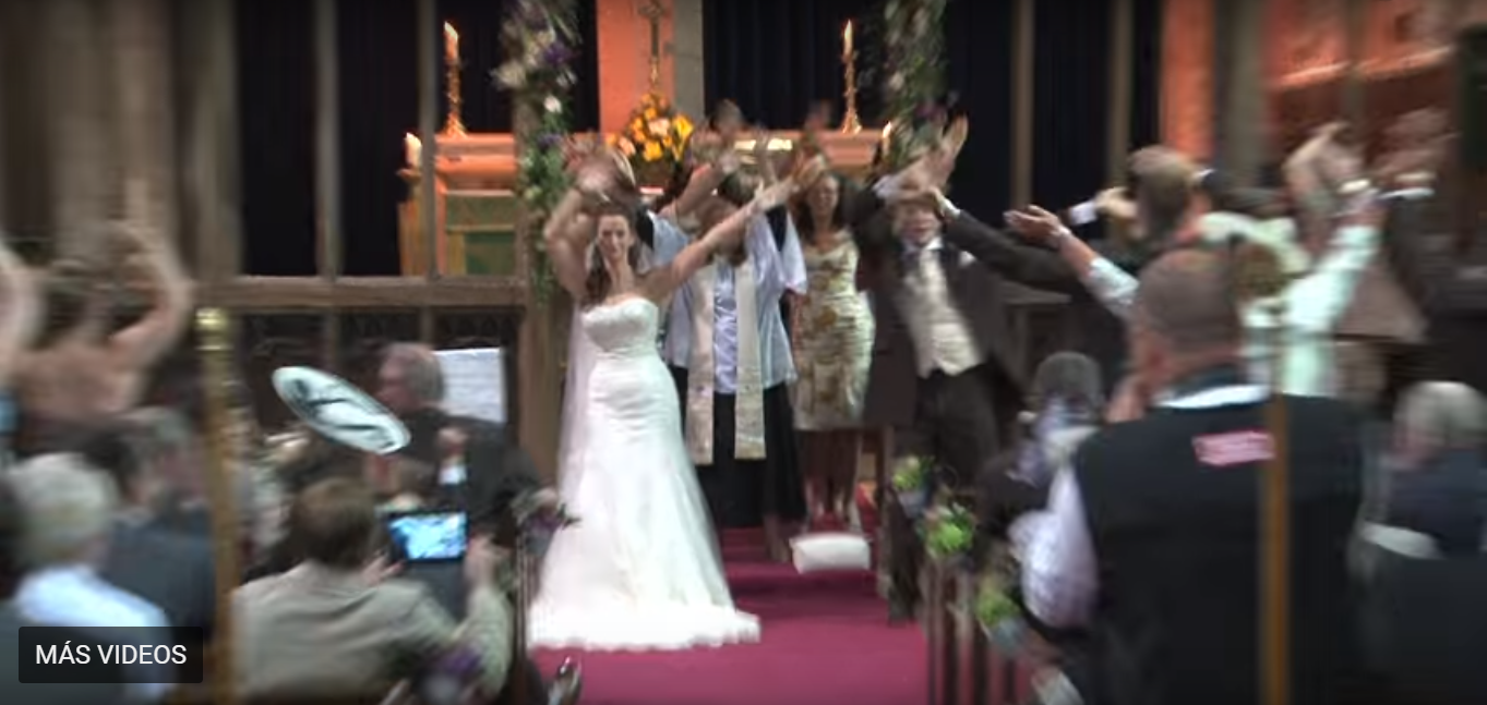 Esta Boda Comenzó como una boda Normal. ¡luego entonces todo se puso muy loco!