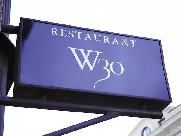 Restaurant W30 yhdistää skandinaavisen ja ranskalaisen keittiön parhaat puolet
