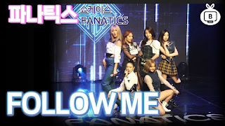 Lyrics FOLLOW - ME FANATICS + Translation
