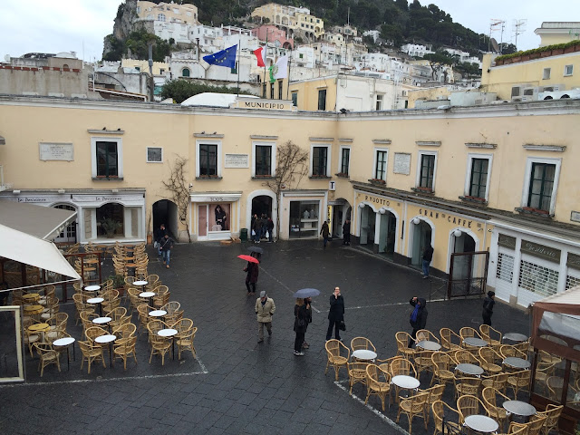 How to Spend a Rainy Day in Capri