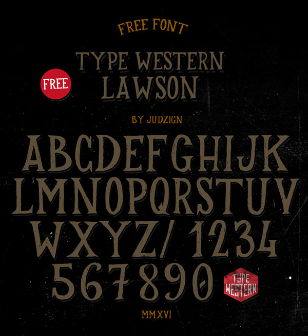 Lawson Free Font