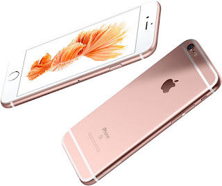 Spesifikasi iPhone 6S kamera 12MP dan 5MP selfie