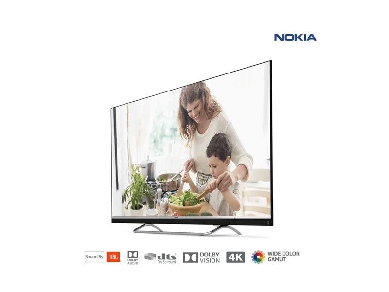 Nokia 43-inch 4K LED Smart TV with JBL speakers now official in India!
