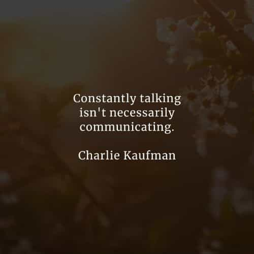Communication quotes that will point out its importance
