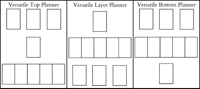 Versatile Wardrobe Planner + Free Printable