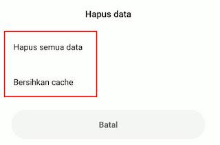 Hapus Data dan Cache Aplikasi Instagram Untuk Menghilangkan Tindakan Diblokir