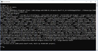 Menginstall Compiler MinGw