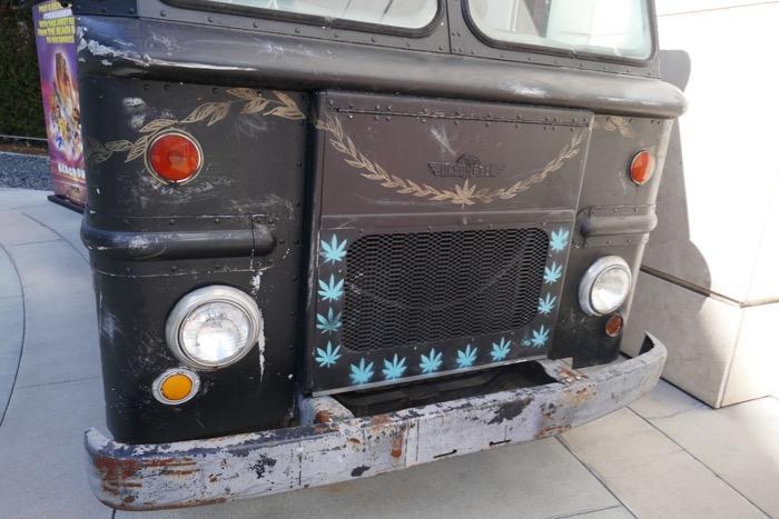 Beach Bum truck front detail