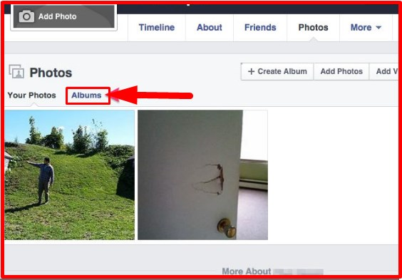 how to delete multiple pictures on facebook album