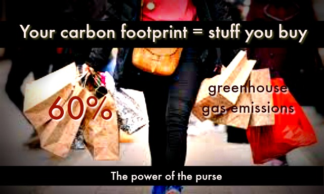 Conscientious  Consumption: How Consumer Spending Impacts Greenhouse Gas