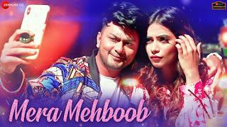Mera Mehboob Song Lyrics by Stebin Ben Mp3 Audio download