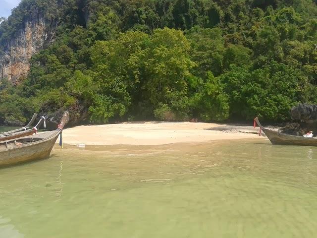 Pakbia Island Krabi Beach