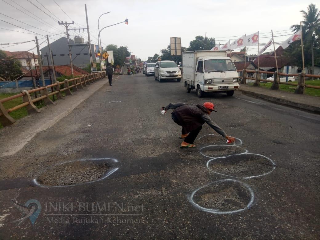 Sudah Ada Pemenang Lelang, Kerusakan Jalan Nasional di Kebumen Segera Diperbaiki