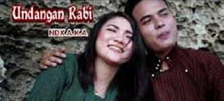 Lirik Lagu Undangan Rabi (Dan Artinya) - NDX A.K.A