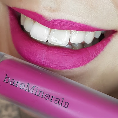 bareMinerals Statement Lip Matte Liquid Lip Colour in OMG